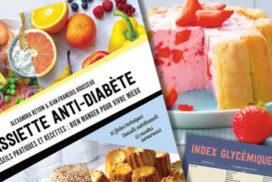 """Le Sucre Naturel et """"l'assiette anti-diabète"""" par Recette-pour-diabetique.com"""