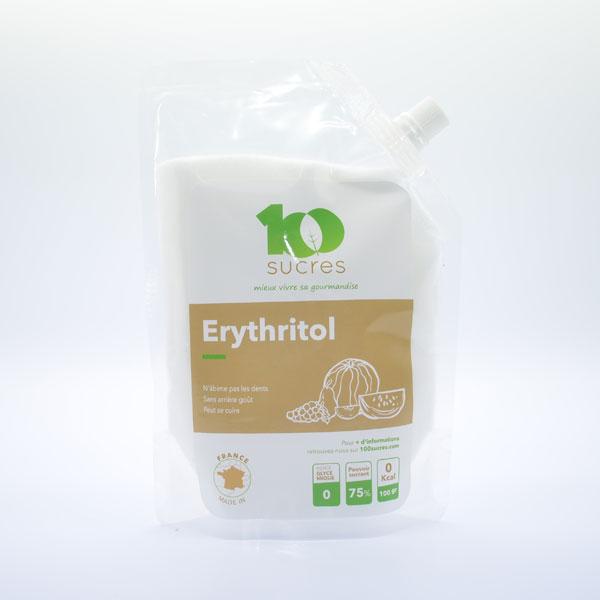 Érythritol en poudre – Sachet de 1 kg