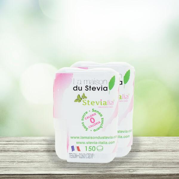 Lot-de-2-Distributeurs-150-pastilles-Sucrette-Stevia